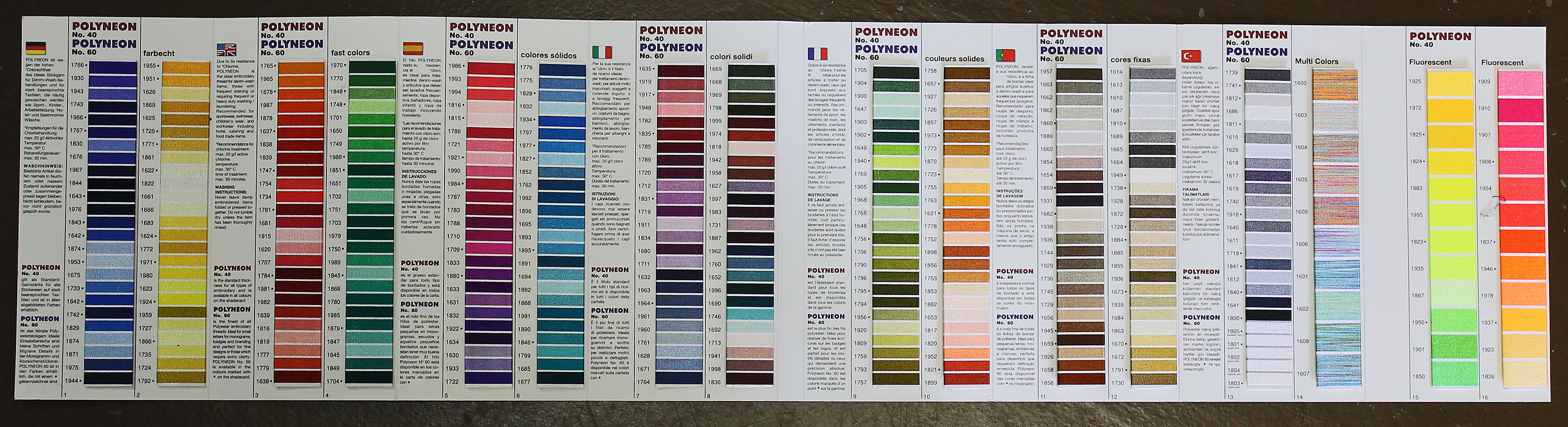 pin madeira thread color chart on pinterest 1225x596 threads - Madeira Color Chart